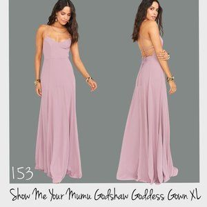 Show Me Your Mumu Godshaw Goddess Maxi XL